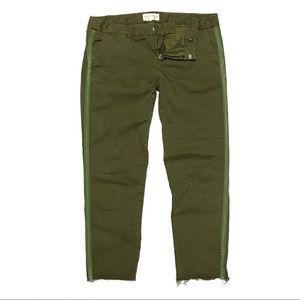 Nili Lotan 8 East Hampton pants with tape
